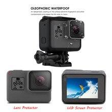 2019 new 3 Sets LCD Screen Protector + Lens Protrector Film