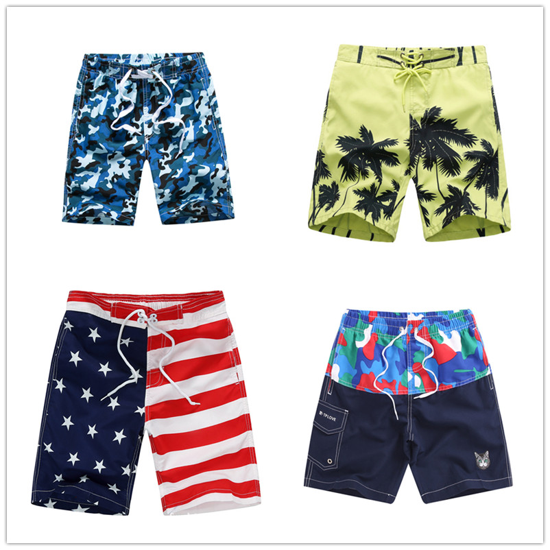 1e3c0177fb VIDMID 6-14Y kids big Boys Beach Shorts teenage Summer Children Swimming  Shorts Quick Drying