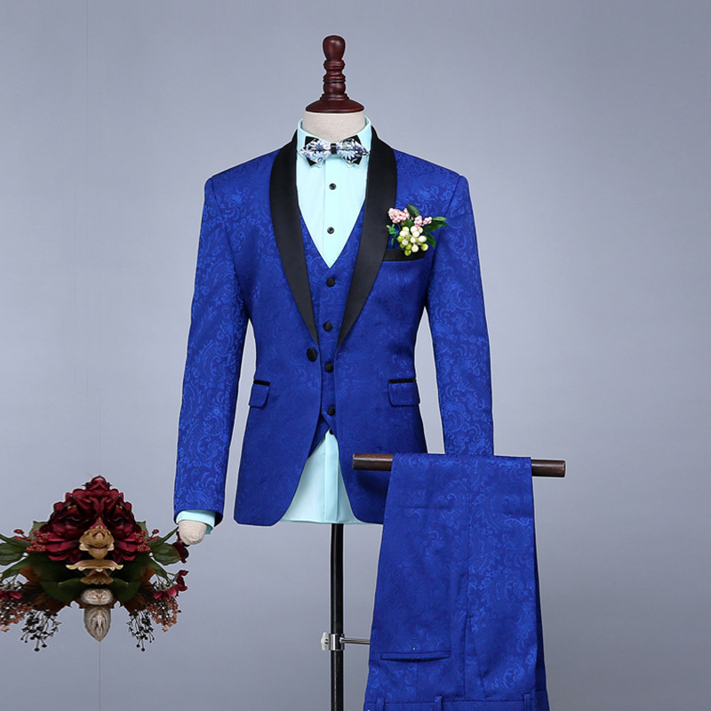 Colorful Custom Prom Tuxedos Collection - Wedding Plan Ideas ...