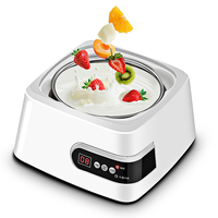 Household Multi Function Yogurt Machine Leben Natto Rice Wine Milk Warm 4 In One Yogurt Maker
