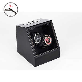 New Arrival P0078-BK High-End Black Color Watch Storage box Automatic Watch Winder - DISCOUNT ITEM  8 OFF Watches
