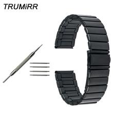 22mm 24mm Stainless Steel Watchband + Tool for Diesel Men Women Watch