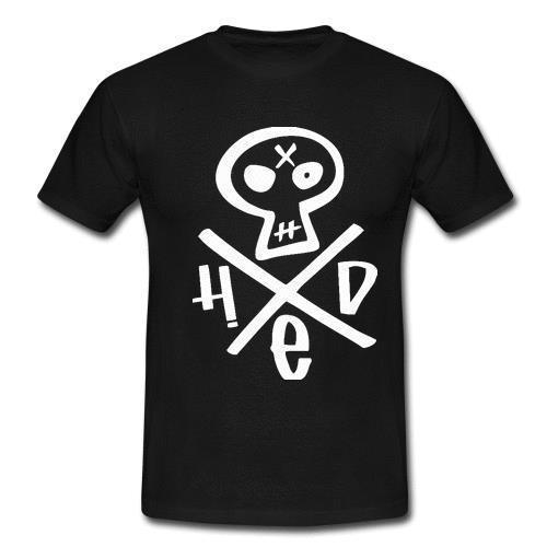 Hed P E American Rap Rock Band T Shirt Sevendust Potluck Size Xs S M L Xl 2Xl