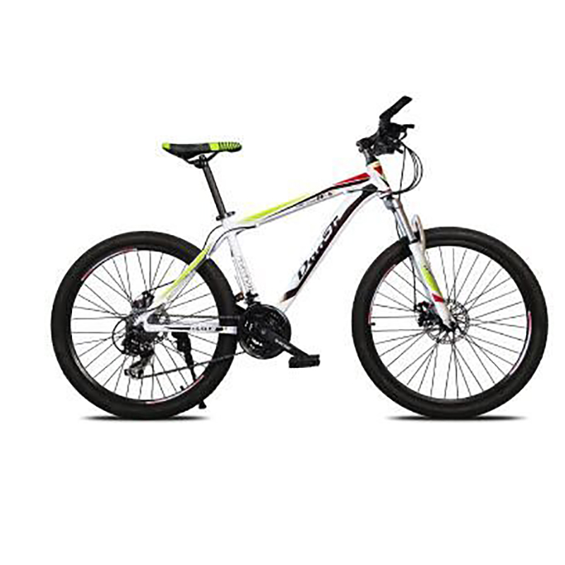 Aluminum Alloy Material  21 Speed Dual Disc Brakes Frame Type  Equipment  Manufacturer Bicycle Mountain Bike