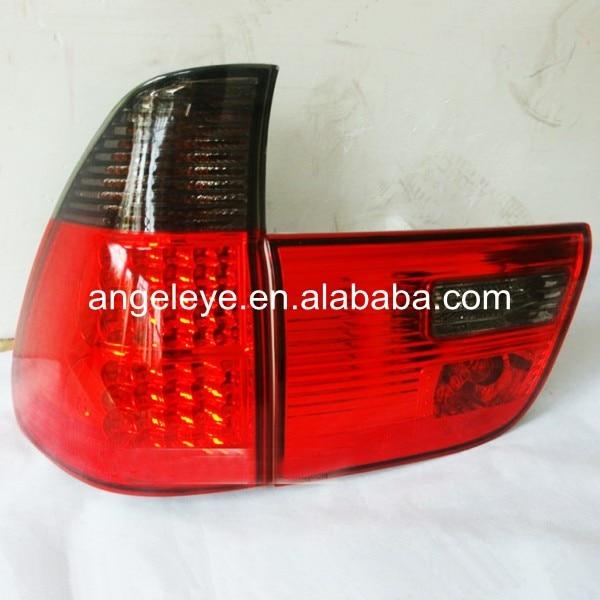 1998--2006 año para BMW para X5 E53 luces traseras LED luz trasera Rojo  Negro color 1e476ce9f71