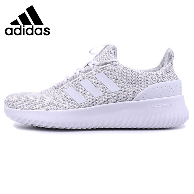 00794454 Original New Arrival 2018 Adidas NEO LABEL CLOUDFOAM ULTIMATE Women's  Skateboarding Shoes Sneakers