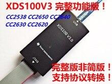 XDS100V3 V2 aggiornamento versione full optional! CC2538 CC2650 CC2640 CC2630