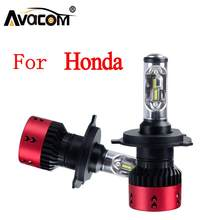 Avacom Led H4 H7 H8 H9 H11 16000LM 50W 6500K Car LED Headlights White Fog Lamps 9005 HB3 9006 HB4 Fog Light Bulbs(China)