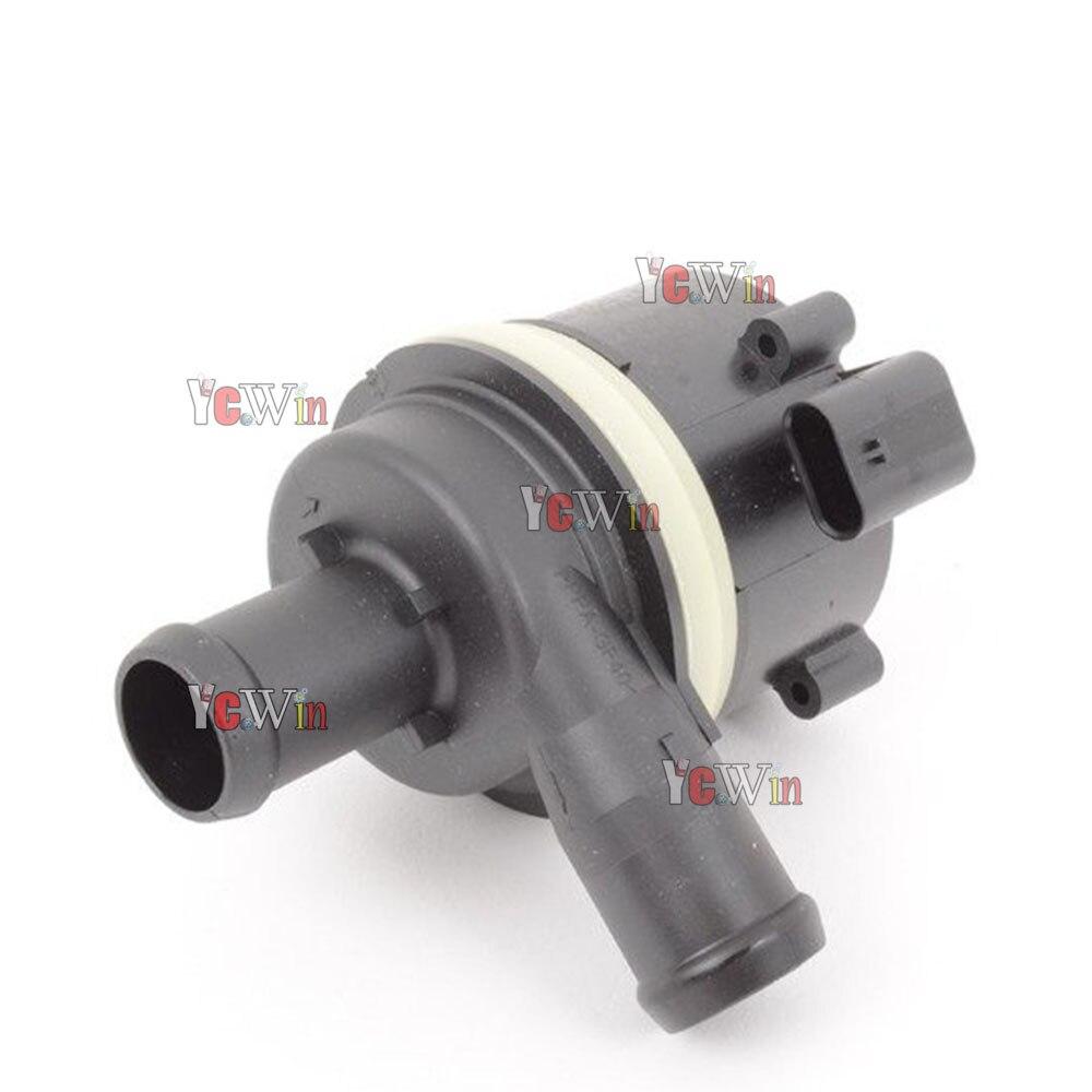 YCWIN nouvelle pompe à eau auxiliaire de refroidissement du moteur pour VW Amarok Touareg Audi A4 A5 A6 Q5 Q7 3.0TDI V6 059121012B