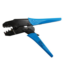 HS-30J crimp cable wire cutter pliers crimper tool crimping plier ratchet crimping tool for terminals 0.5-6.0mm² and tool plier стоимость