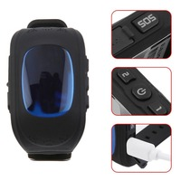 Q50 Children Accurate Tracker Emergency Anti Lost Smart Watch For Android