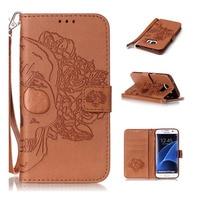 Case For Samsung Galaxy S2 S3 S4 S5 Mini S6 S7 Edge Flip Cover Wallet TPU