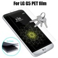 For LG G5 Screen Protector film Full Coverage Scratch Proof Soft Protective guard for LG G5 Complete Covering PET Film
