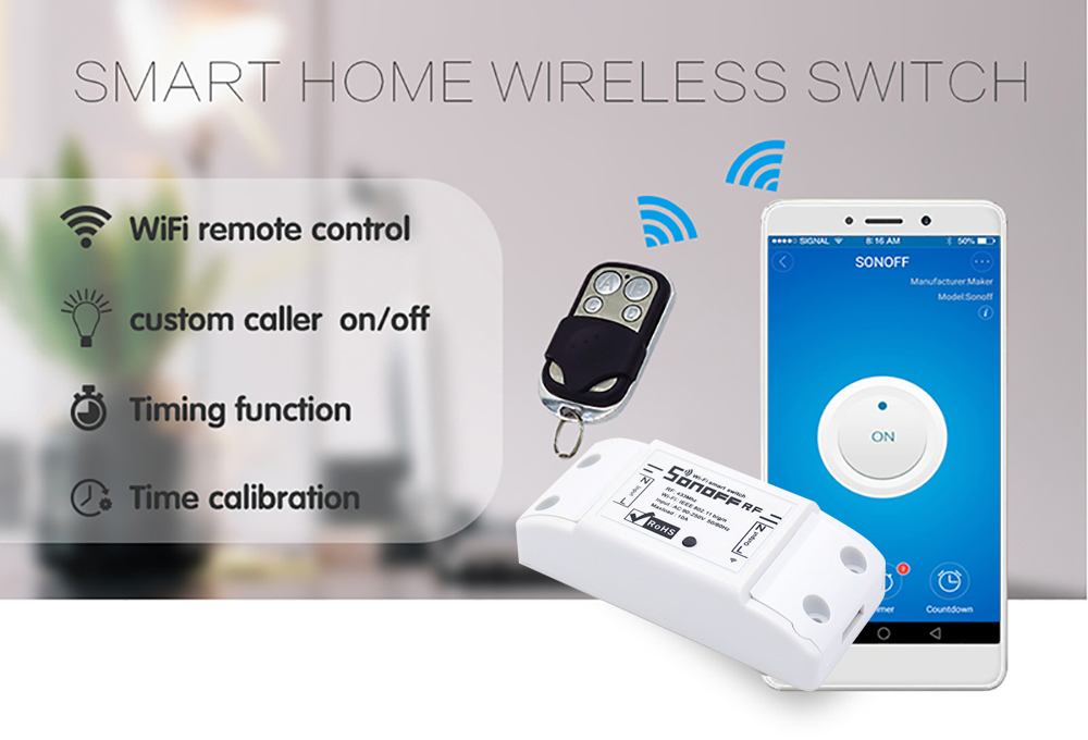home wireless