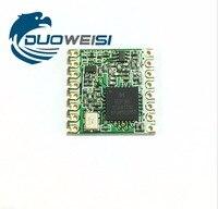 Free Shipping 1PCS RFM95 20 DBM Low Power Consumption Long Range Wireless Transceiver Module 868MHZ 915MHZ