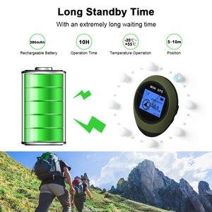 Ручной мини gps-навигатор, мини GPS Брелок PG03 GPRS USB Перезаряжаемый Компас для спорта на открытом воздухе, путешествий, пеших прогулок