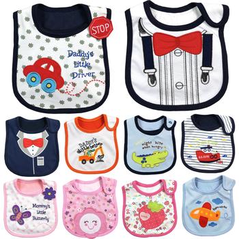 100 bawełna śliniaki dla dzieci wodoodporna chustka dla niemowląt dziewczynki chłopcy śliniaki i śliniaki dla niemowląt odzież dla niemowląt produkt ręcznik bandany hurtownia DS19 tanie i dobre opinie BBURQT Nowość 13-18 M 2-3Y 4-6 M 7-9 M 19-24 M 10-12 M 0-3 M Zwierząt Śliniaki i burp płótna BB00007 COTTON Unisex