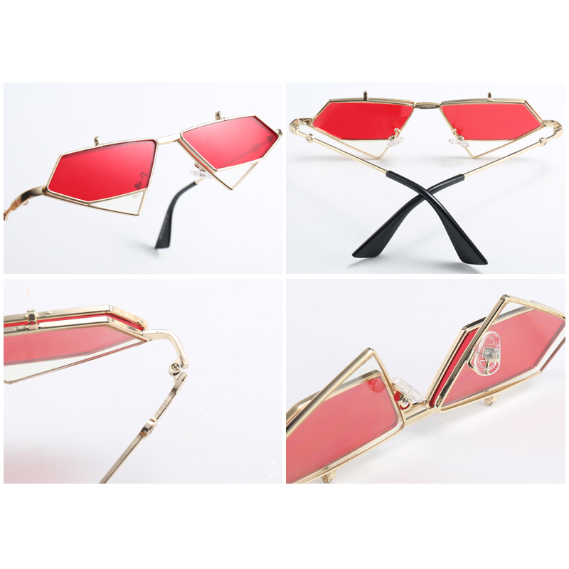 flip up sunglasses 7186 details (10)