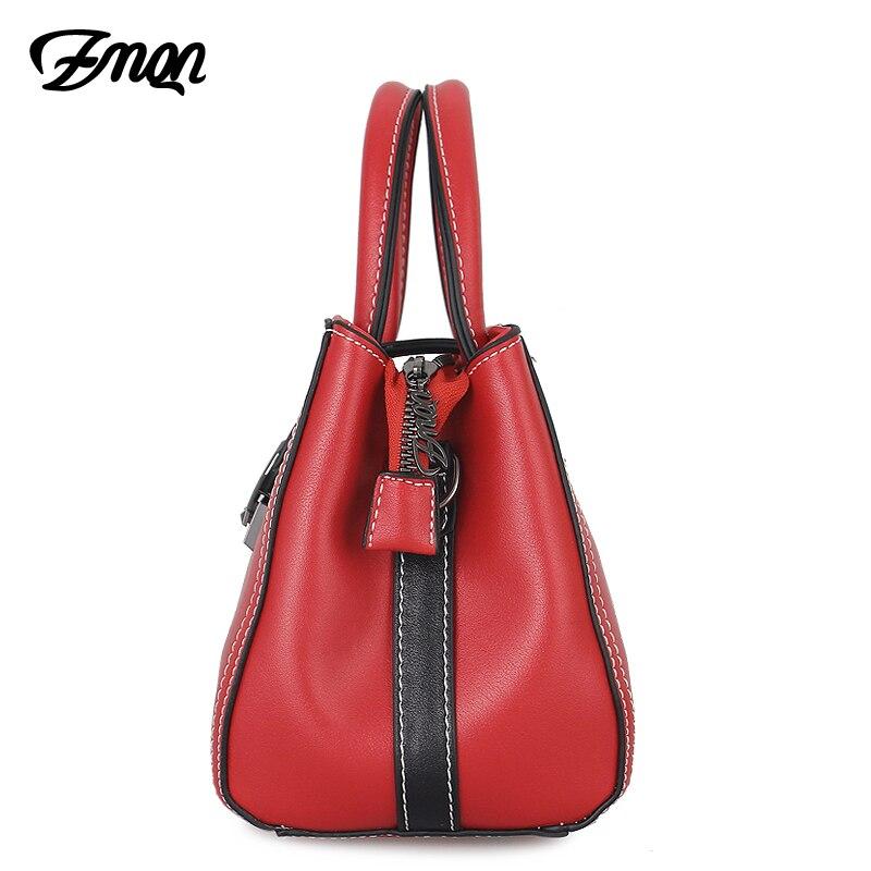 ZMQN Fashion Women Crossbody Bags 2018 Luxury Women PU Leather Handbag Ladies Shoulder Messenger Bag For Summer Girls Solid B747