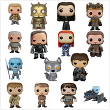 Funko POP Anime Song Of Ice And Fire Game Of Thrones Collectible Model BOY Toys Movie Action Figure Kids Toys For Chlidren the iron throne model in game of thrones figure collective toys