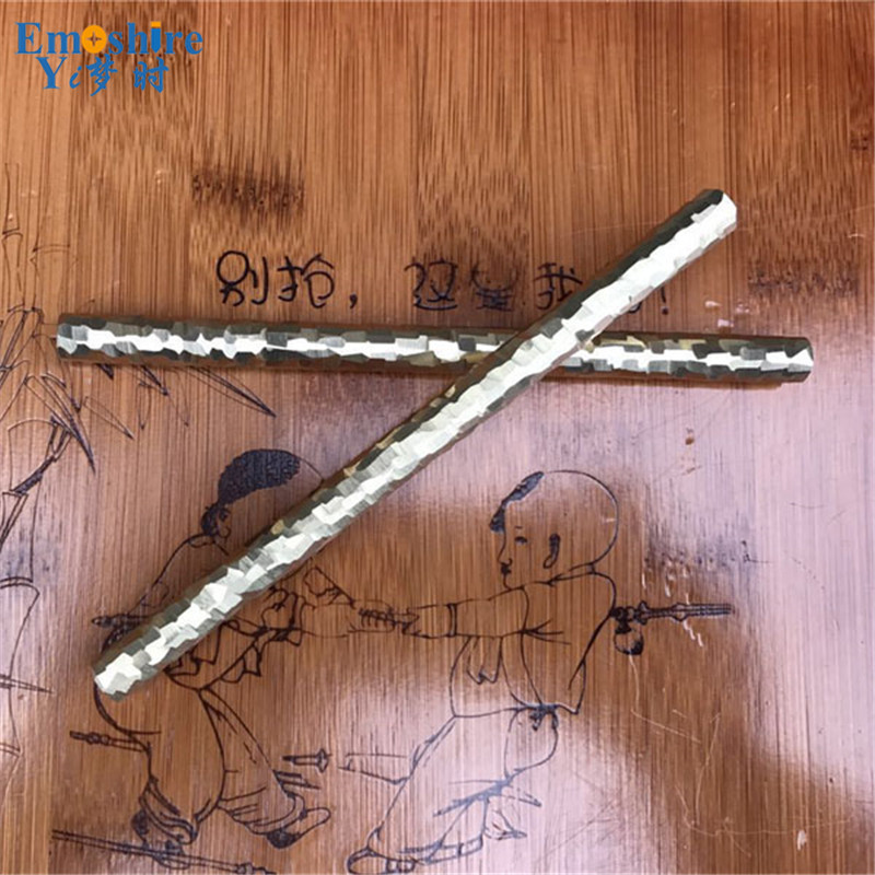 Emoshire Handmade stone bronze pen signature pen personality brass pen metal neutral pen custom couple student gift gift (5)