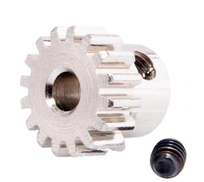 HSP  28019S 16T 0.6m motor gears pinion spare parts for 1/16 RC Car Monster truck ATV 94186 94187 02098/28019 11mm hsp rc model car spare part 02023 clutch bell double gears 16t 21t rc 1 10th 4wd truck buggy destrier backwash