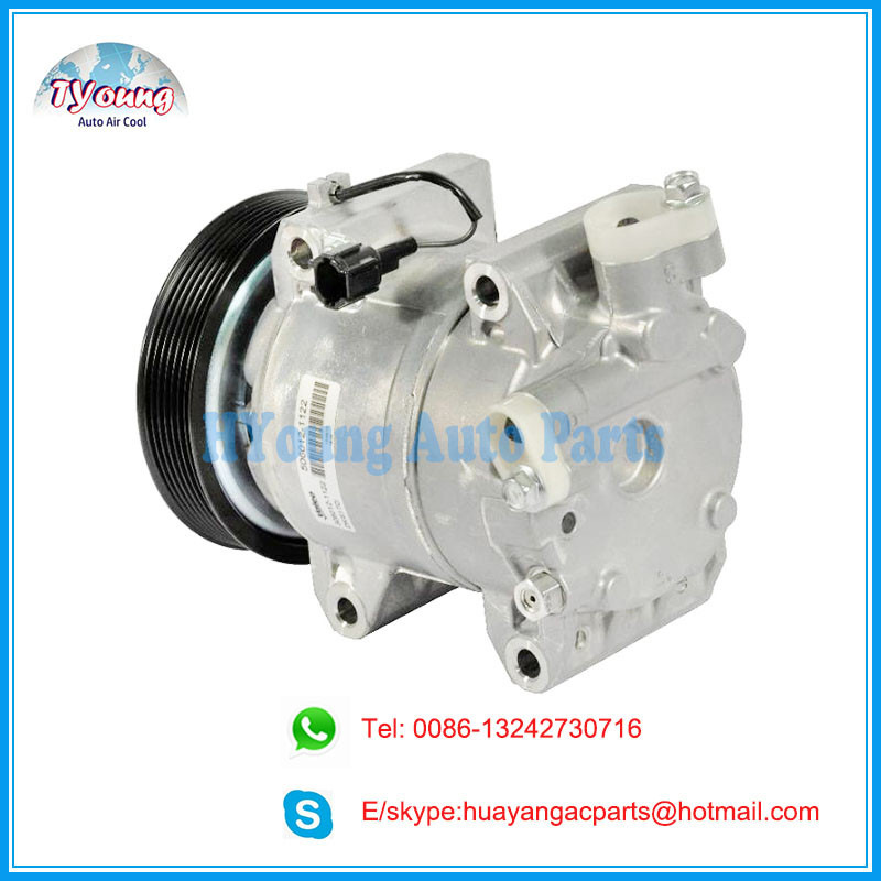 New A//C Compressor For Nissan Frontier Pathfinder Navara Murano