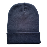 Hot Sale 25 Candy Color Fashion Warm Women's Woolen Winter Hats Knitted Fluo Hats for Men Gorro Beanie