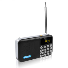Digital DAB-P8 DAB+FM Radio Player Receiver W/ Bluetooth Stereo Speaker Outdoor FM Receiver Music Player(China)
