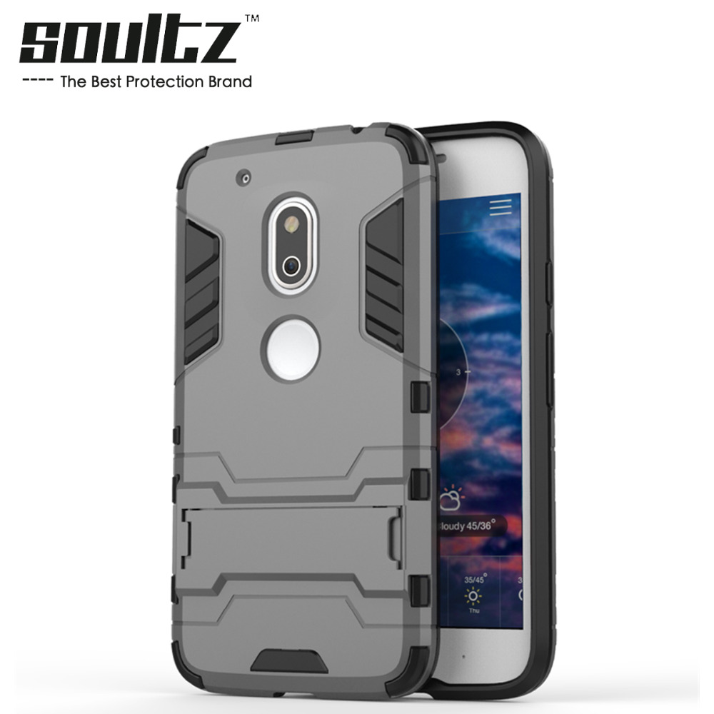 Soultz 2 In 1 Back Cover Case For Motorola Moto G4 Play Plus To Build An Electronic Cointoss Parts List And Pcb Layout Dummies G5 Pctpu Fundas Stand Holder Function Shockproof Coque Hybrid