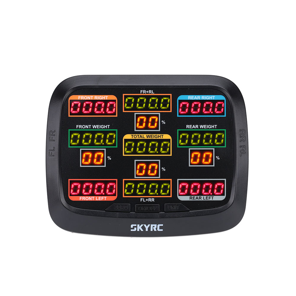SKYRC Corner Weight System for 1/8 1/10 1/12 RC Car Touring Buggy Truck цены
