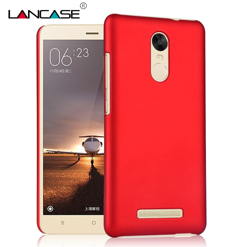 For Xiaomi Redmi Note 3 Pro Accessories Rubberized Frosted Matte Plastic Case For Xiaomi Redmi Note 3 Note 2 Case Phone Cover