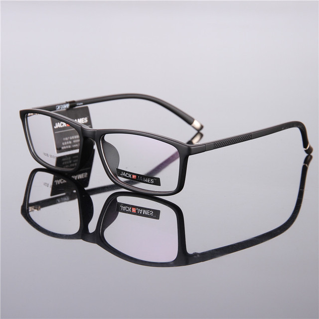 4be3471aa TR90 Glasses Frame Mens Prescription glasses Square frame Light Comfortable  Eye glasses Women 162 Optical glasses 55-15-138