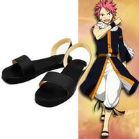 Peri Kuyruk Natsu Dragneel Cosplay Kostüm Custom Made Için Ayakkabı