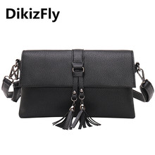 DikizFly Famous Brands Wristlets bag Designer evening Day Clutch women messenger bags women Sac A Main handbag Crossbody Purses