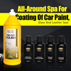 9H Paint Coat Car Wax Nano Ceramic Glass Coating Super Hydrophobic Scratch Repair Polishing Grinding Kit