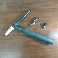 WP 26 Torch Head Kit Consumables Included Hand Use Air Cooled 200Amp For TIG Welding