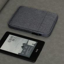 Funda Universal suave para Ebook de 6 pulgadas, para Kindle Kobo Glo Aura Touch Sony Prs ONYX Boox C67ml Kepler PocketBook 2018 622, novedad de 623