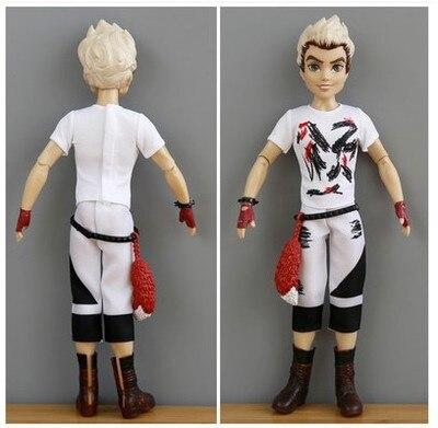 11 оригинальный потомки Кукла фигурку куклы Maleficent игрушка подарок куклы для мальчиков и девочек evie mal потомки 2
