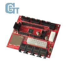Motherboard 1.2 Controller Panel 3D Printer Motherboard Main Control Panel Driver Board for 3D Printer
