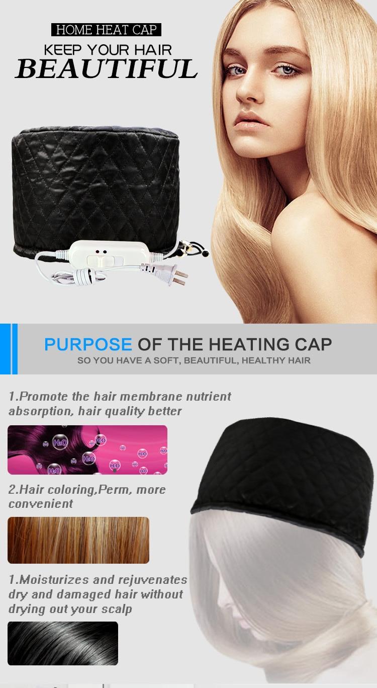 High Quality hair thermal cap