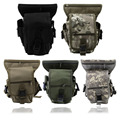 Military Drop Leg Bag Panel Utility Waist Belt Pouch Bag Hot Selling