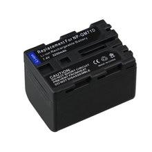 7.2 В 3200 мАч np-qm71d npqm71d нп qm71d li-ion камера аккумулятор для sony dcr-trv250 dcr-trv33 trv330 trv230 trv17 pc110 dvd100