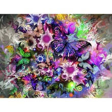 Pretty butterfly Diamond Painting