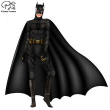 Adult Kids Batman/Superman/Aquaman Cosplay Halloween Costume Zentai Superhero Bodysuit Suit Jumpsuits size S-XL