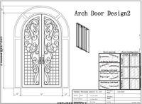 wrought iron sliding doors wrought iron doors los angeles