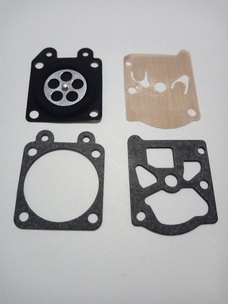 Gasket & Diaphragm For WALBRO WA, WT Carburetor Series Chainsaw 3800 5200 4500 Carb Repair Kit
