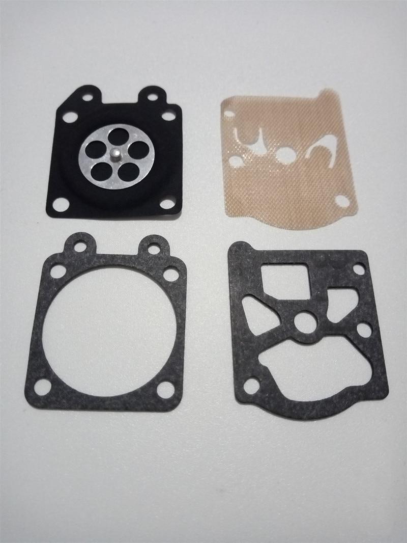 Gasket & Diaphragm For WALBRO WA, WT Carburetor Series Chainsaw 3800 5200 4500 Carb Repair Kit
