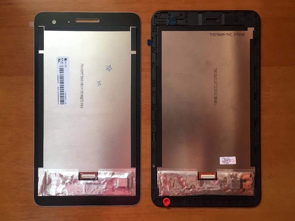For Huawei glory play M2-801W 803L T1-701U M touch display LCD screen assembly плойка harizma professional h10219 glory фен плойка 1 шт