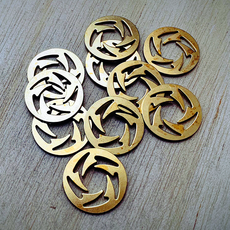 2pcs Brass Washer For 710 550 551 552